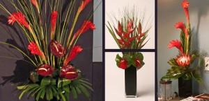 flower arrangement for office 2