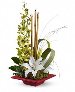 flower arrangement for office 3
